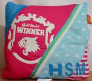 Disney High School Musical Gold Medal Winner Decorative Pillow
