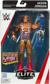 WWE Elite Collection Jason Jordan Action Figure