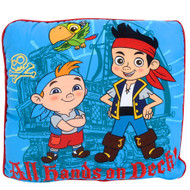 Jake and the Neverland Pirates Decor Pillow