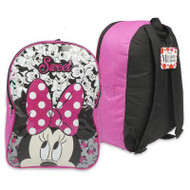 "Minnie Mouse 'Sweet Minnie' 16"" Backpack"