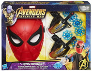 Marvel Avengers: Infinity War Iron Spider Action Armor Set