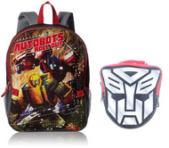 Transformers 'Autobots Roll Out!' Backpack & Lunch Set