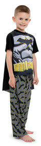 Batman 2-Piece Pajama Set with Cape - Size 3T