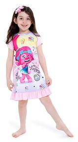 DreamWorks Trolls Poppy Nightgown - Size 3T