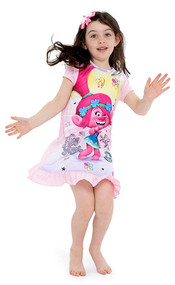 DreamWorks Trolls Poppy Nightgown - Size 6