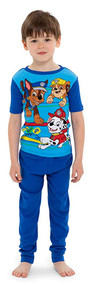 Paw Patrol Top Pups 4-Piece Pajama Set - Size 6