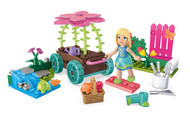 Mega Construx Welliewishers Camille's Cheerful Carriage