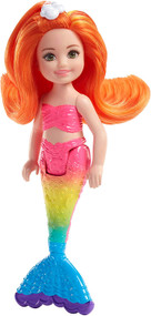 Barbie Dreamtopia Rainbow Cove Chelsea Mermaid Doll