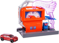 Hot Wheels City Downtown Speedy Fuel Stop Playset