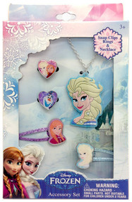 Frozen Hair and Jewelry Set