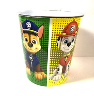 Paw Patrol 'Patrol Team' Wastebasket