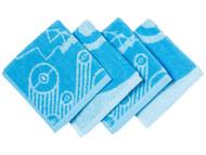Pokemon 4-Pack Washcloths