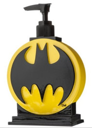 Batman Logo Soap/Lotion Pump Dispenser