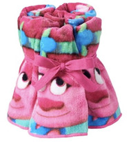DreamWorks Trolls Hair Hugfest 6-Pack Washcloth Set
