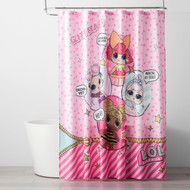 L.O.L. Surprise! 'Glitter Surprise' Shower Curtain