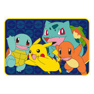 "Pokemon ""I Choose You"" Foam Bath Rug"