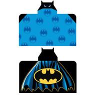 Batman 'Cape Justice' Hooded Towel