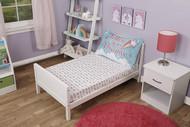 Funhouse Unicorn Toddler Bed Sheet Set