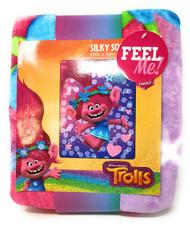 """DreamWorks Trolls """"Bright Star"""" Silky Soft Throw"""