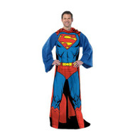 """Superman """"Being Superman"""" Adult Comfy Throw"""