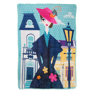 "Mary Poppins Returns ""Chim Chiminy"" Super Plush Throw"