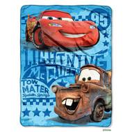"Disney/Pixar Cars 2 ""Buddy Racers"" Super Plush Throw"