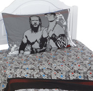 WWE Ringside Twin Sheet Set