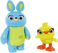 Toy Story 4: True Talkers Bunny and Ducky