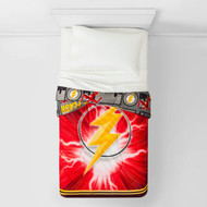 The Flash 'Fast & Furious' Twin Comforter