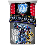 Transformers 'Autobot Strong' 2pc Twin/Full Comforter Set