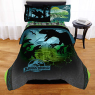 Jurassic World 'Biggest Growl' 2pc Twin/Full Comforter Set