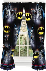 Batman 'Safe Again' Window Panels