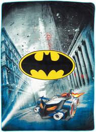 Batman 'Guardian Speed' Micro Raschel Throw