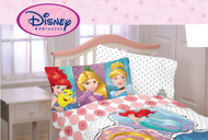 Disney Princess 'Princess Adventure' Full Size Sheet Set
