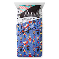 DC SuperHero Girls Twin Sheet Set