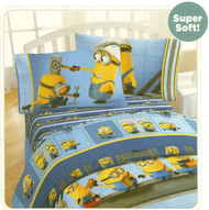 Minions 'Minions at Work' Full Size Sheet Set