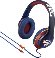 iHome Superman Over-the-Ear Headphones