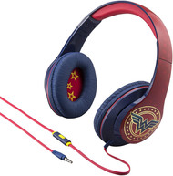 iHome Wonder Woman Over-the-Ear Headphones