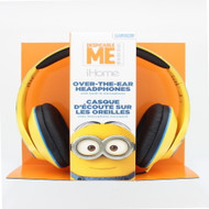 iHome Minions Over-the-Ear Headphones