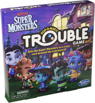 Trouble: Netflix Super Monsters Edition Game