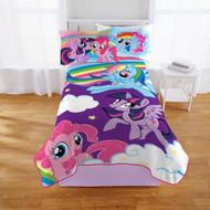 My Little Pony 'Playground' Plush Blanket