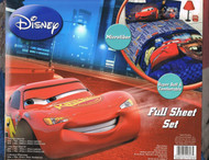 Disney Cars Mater Full Sheet Set