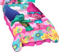 Dreamworks Trolls BFF Micro Raschel Blanket