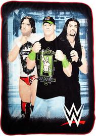 WWE 'So Strong' Micro Raschel Throw
