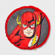 The Flash 'Fast Lightening' Decorative Throw Pillow