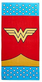 Wonder Woman 'Fight for Rights' Beach Towel