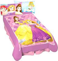 Disney Princess 'Dream & Inspire' Plush Blanket