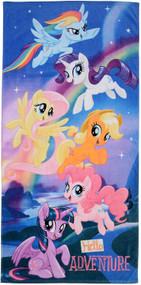 My Little Pony 'Hello Adventure' Beach Towel
