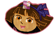 "Dora The Explorer ""Picnic"" Bath Mat"