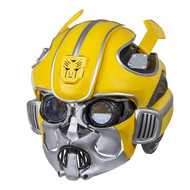 Transformers Bumblebee Showcase Helmet